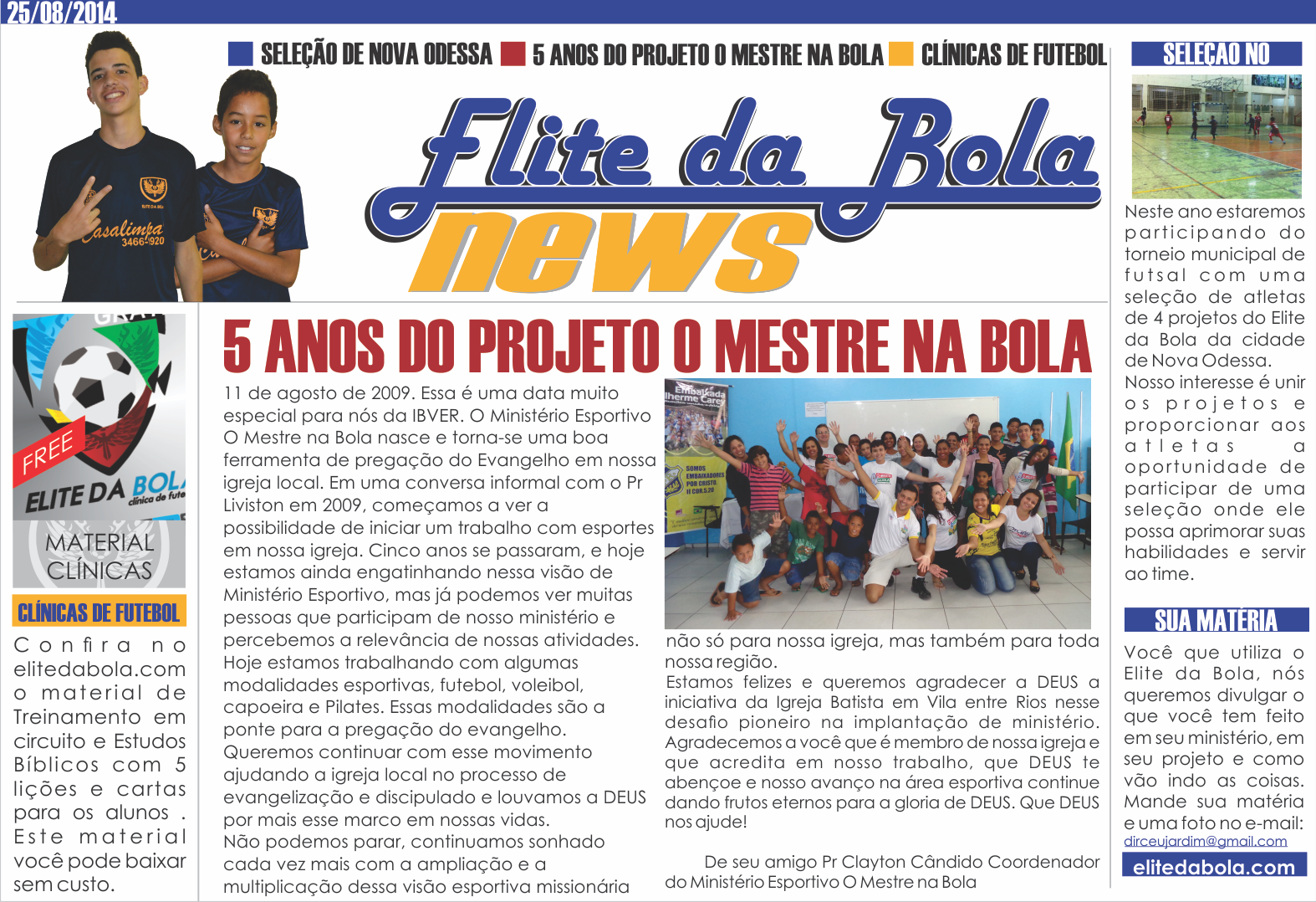 News 25.08.2014