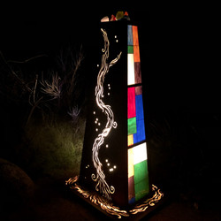 'River of Light' by  Sarah Sutton + Sharon Holnback