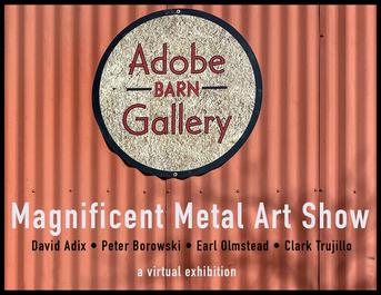 Magnificent Metal Art Show • A Virtual Exhibition