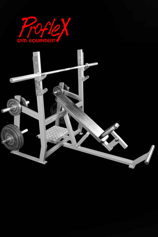 OLYMPIC INCLINE BENCH: OIB-115