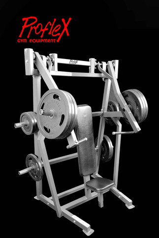 ISO INCLINE CHEST PRESS: IIC-403