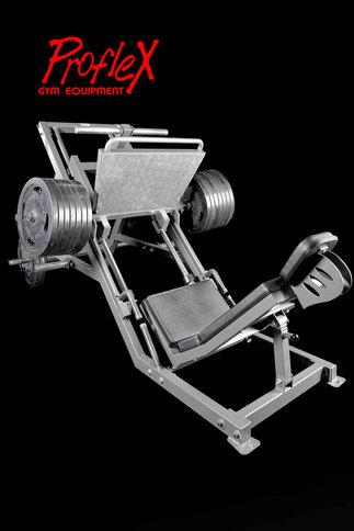 45 DEGREE LEG PRESS: LP-402