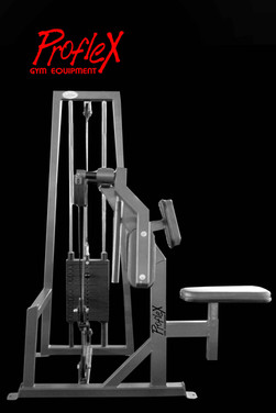 SEATED LATERAL RAISE: SLR-323