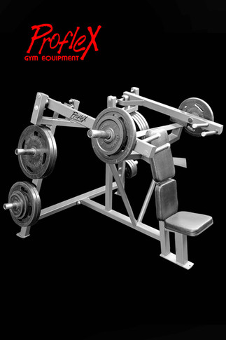 ISO SEATED SHOULDER PRESS: ISP-404