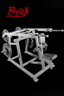 ISO PLATE LOADED TRICEP MACHINE: IPT-216