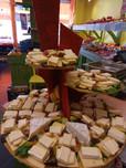 Présentation de fromages pour vos repas