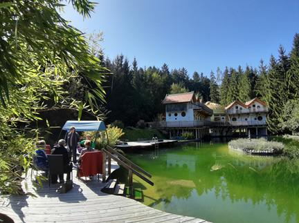 Singen am Teich, Kärnten 2019