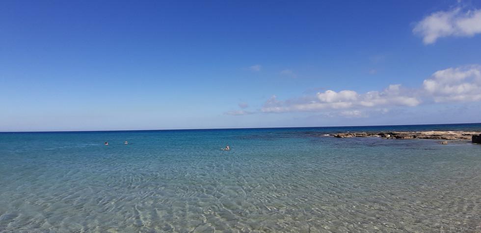 Strand von Xerokampos