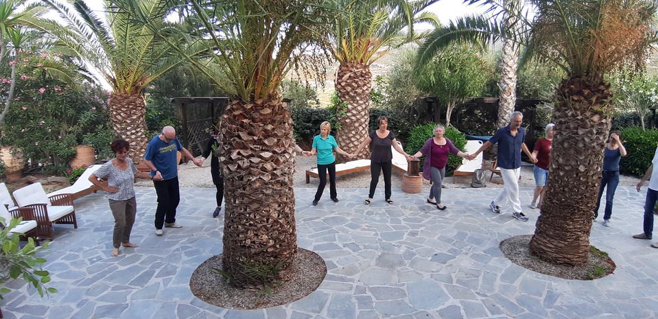 Griechischer Tanzkurs mit Stella
