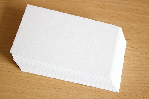 名刺用紙25枚[WILD]欧米サイズ