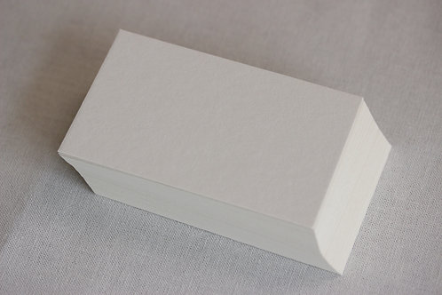 名刺用紙50枚[ハーフエアヘンプ]