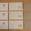 Thumbnail: 活版カード9枚セット