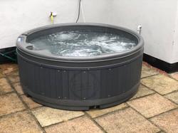 Rotospa Orbis Eazy Hot Tub Hire Yorkshire hot tub rotherham Sheffield Barnsley Doncaster Wakefield