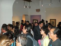 Solo Show (2012) Town Museum of Guanajuato. Museo del Pueblo de Guanajuato