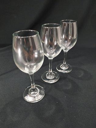 Conjunto de Taças para vinho