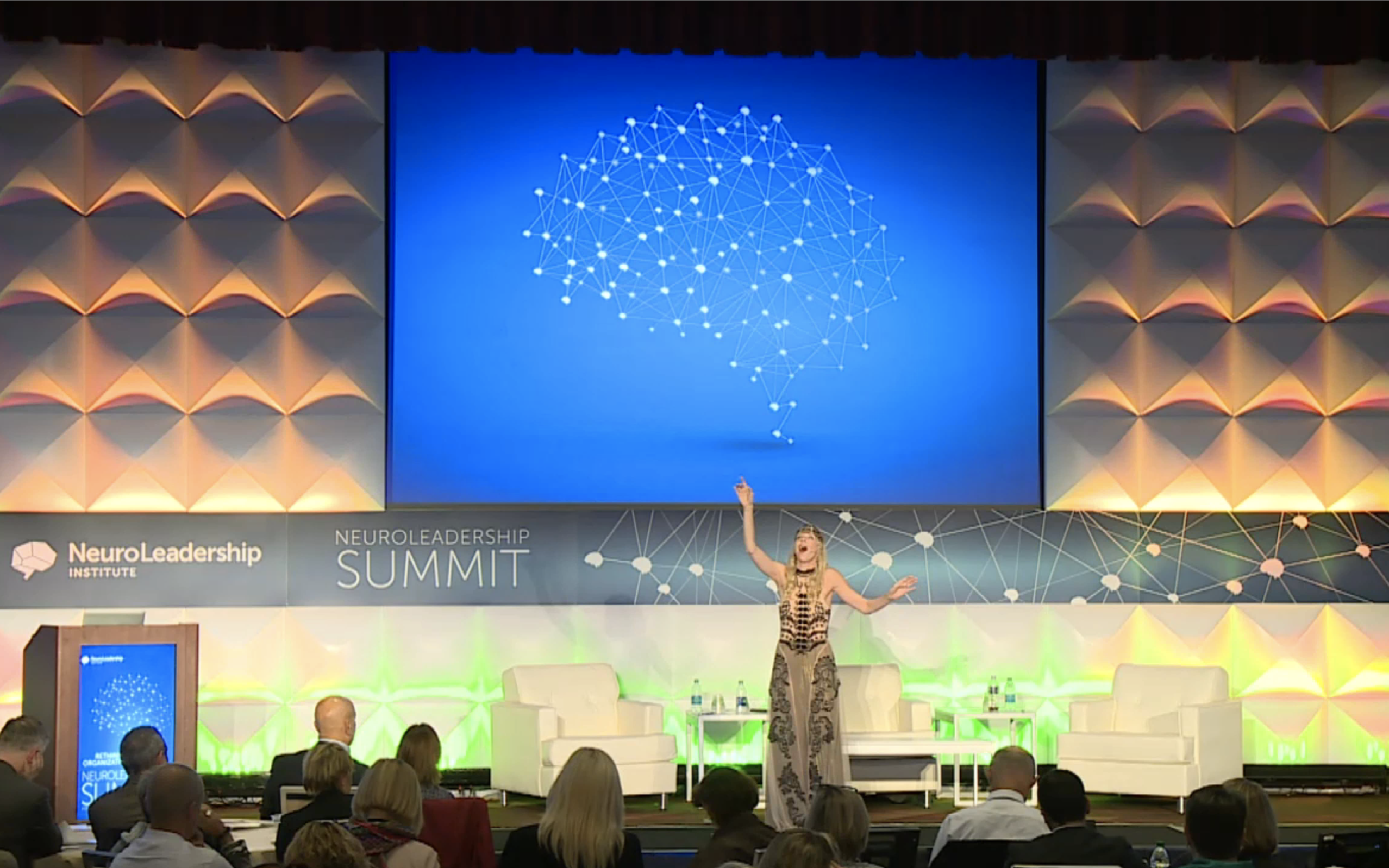 NeuroLeadership Institute Summit Performance