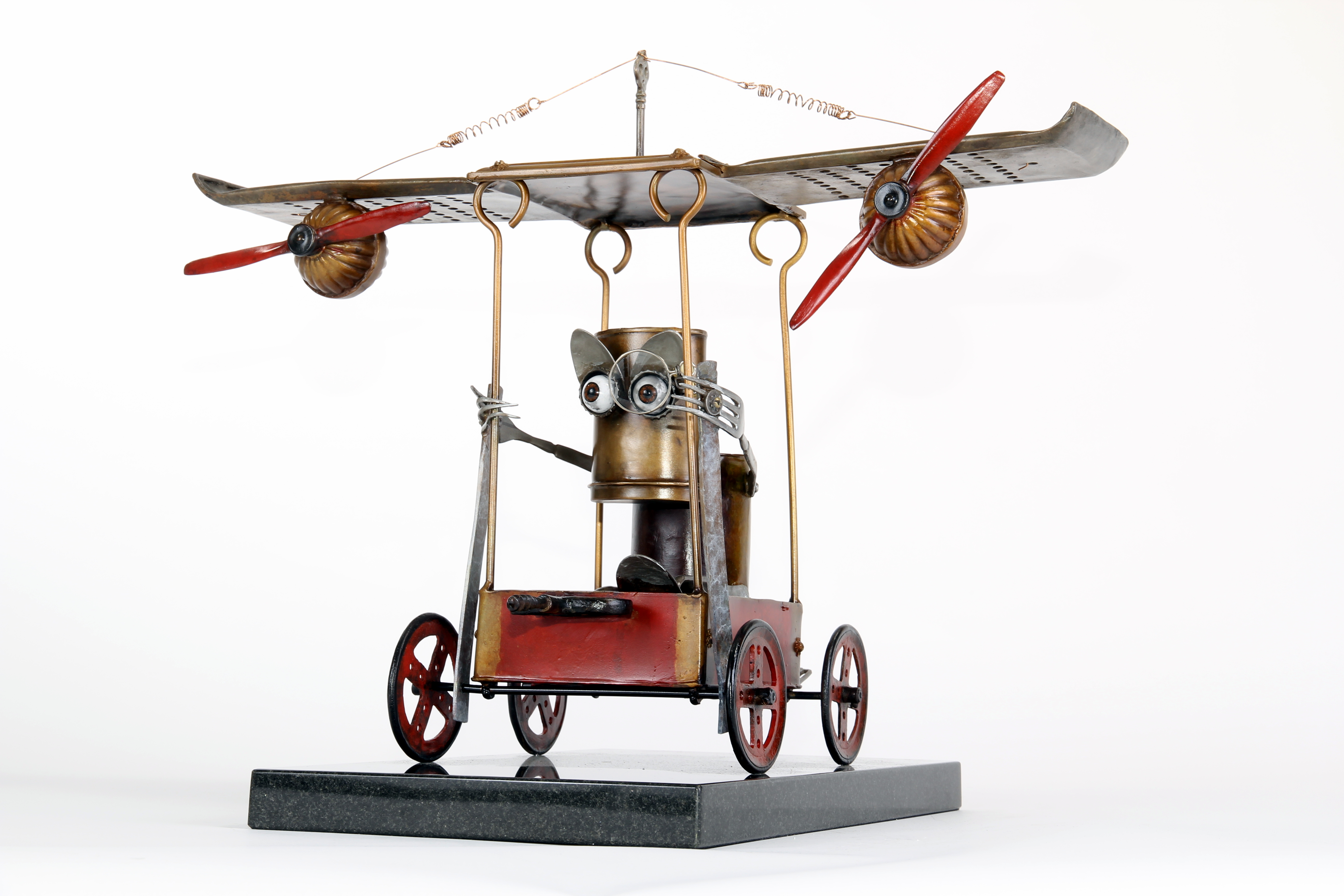 Fantastique machine volante - BRONZE