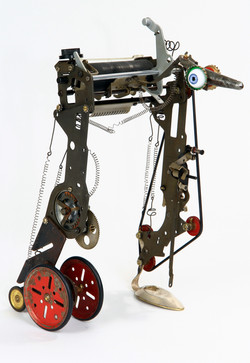 steampunk transporteur