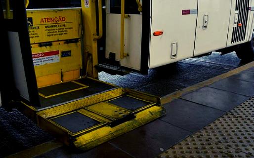 Como agir diante dos problemas de acessibilidade no transporte público?