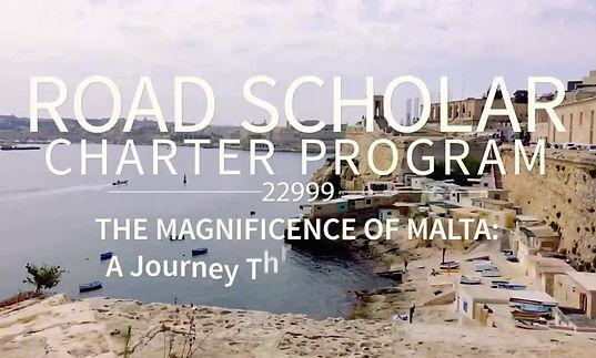 Malta 2017 with Road Scholar