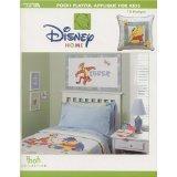 Pooh Playful Applique for Kids