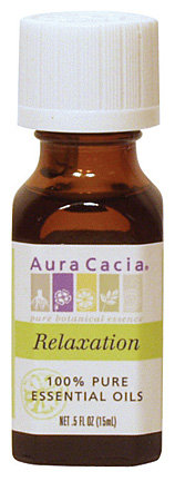 Relaxation, Essential Oil Blends, 1/2 oz.