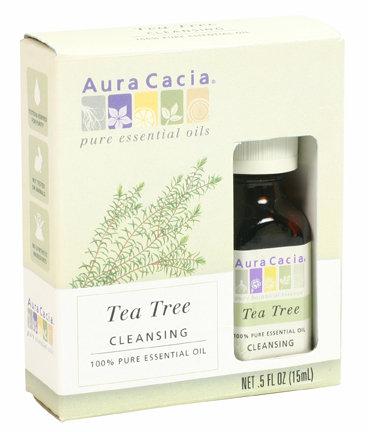 Tea Tree (in box), 0.5 fl oz.