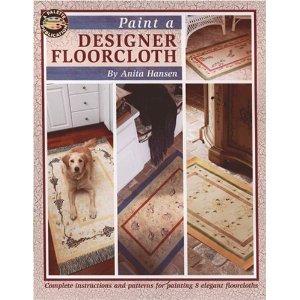 Paint a Designer Floorcloth