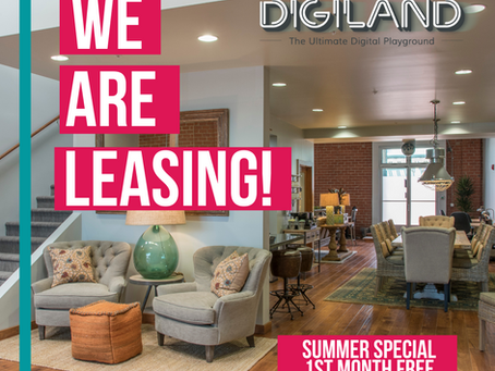 DIGILAND FIRST MONTH FREE EXTENDED!