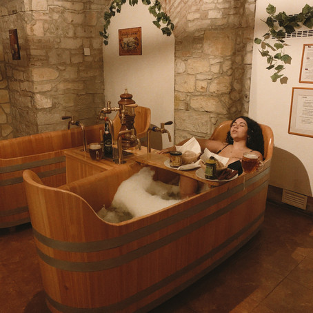 BEER SPA in Prague