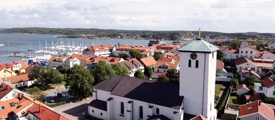 Summer in Sweden: Visit Marstrand