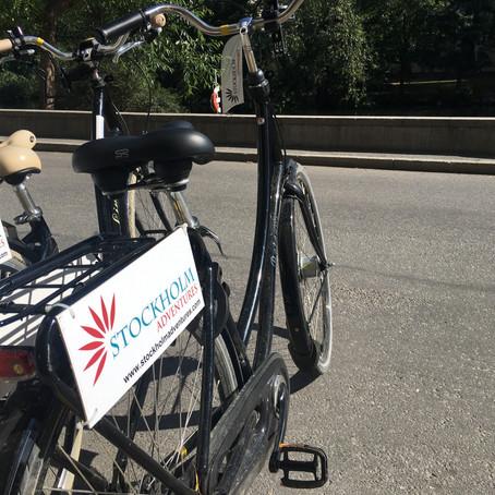 Experience Stockholm: Bike Tour