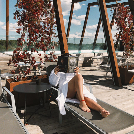 Winery Hotel: Sweden's first boutique and urban winery hotel