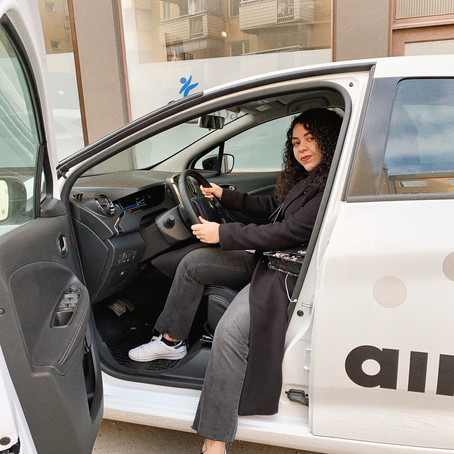 AIMO: Stockholm's first electric carshare
