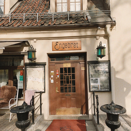 Engebret Café 1857: The Oldest Restaurant in Oslo