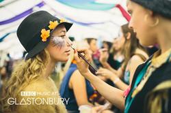 Glittermasque by BBC