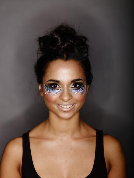 Glittermasque