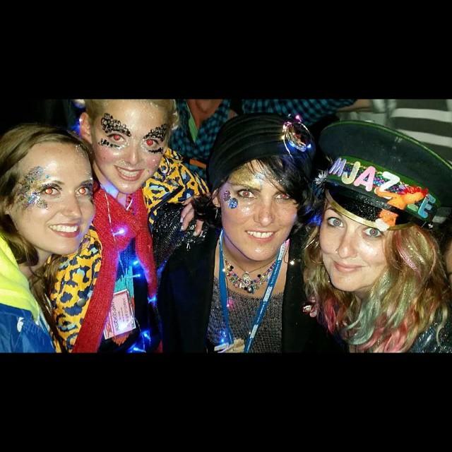 Glittermasque team