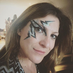 Fierce #glitter for a beautiful #hen #party in #Brighton _Have fun ladies..