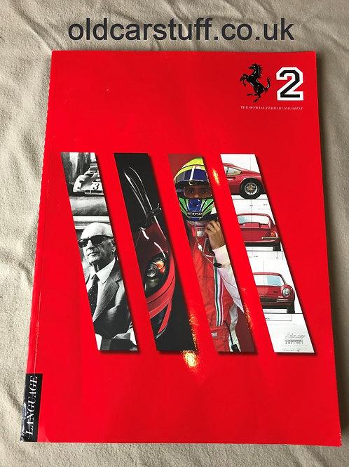 Official Ferrari Magazine 2 September 2008