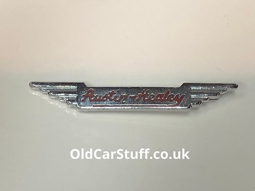 Austin Healey enamel pin badge 1960's