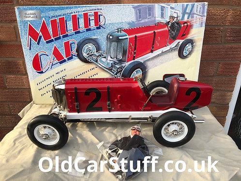 Gilbow Miller Clockwork model car