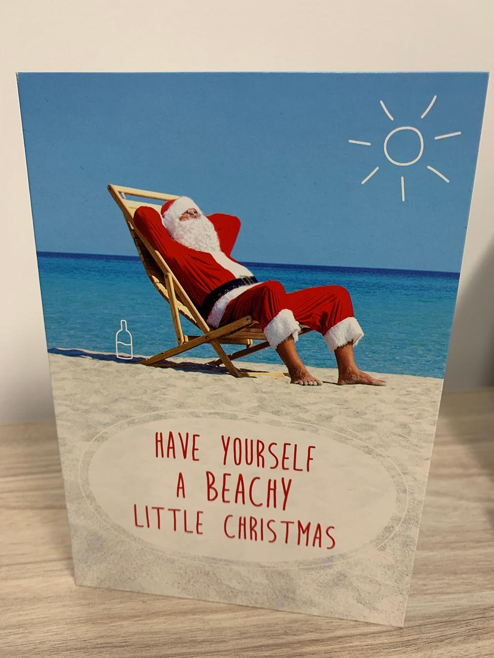RG Christmas Card