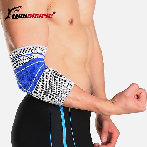 OrthoRegen® Premium Elbow Support Brace with Silicone Support