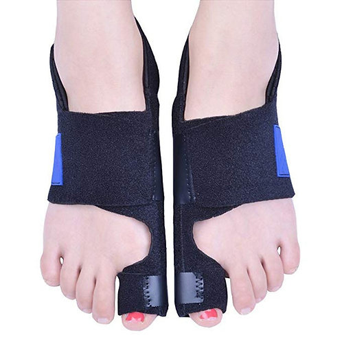 1 x Pair Bunion/Hallux Valgus Corrector Splint Toe Straightener
