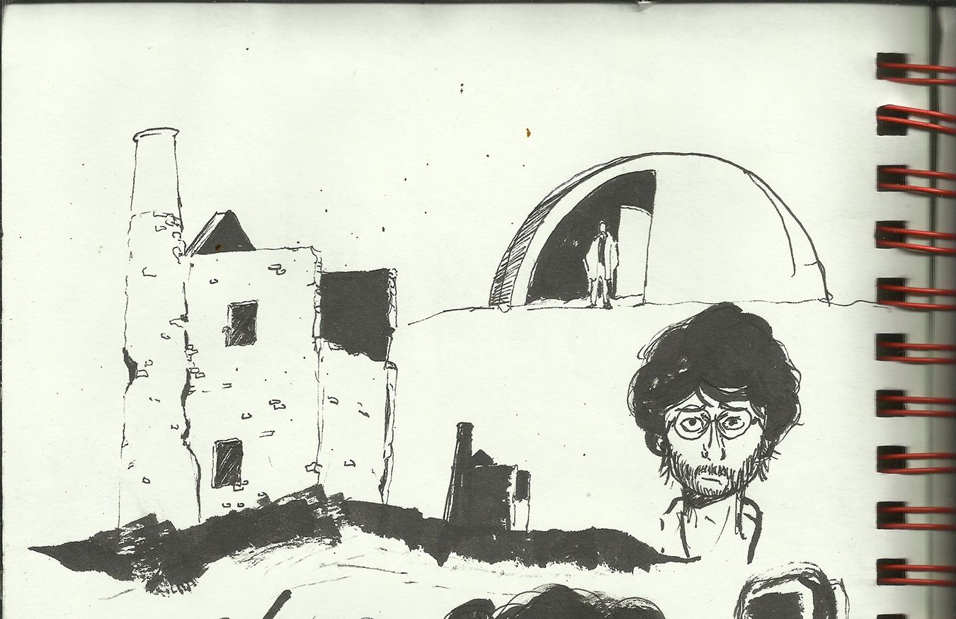 St Ives Drawings (again)