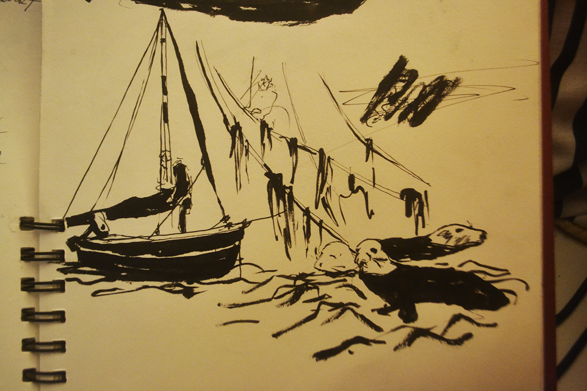 St Ives drawings