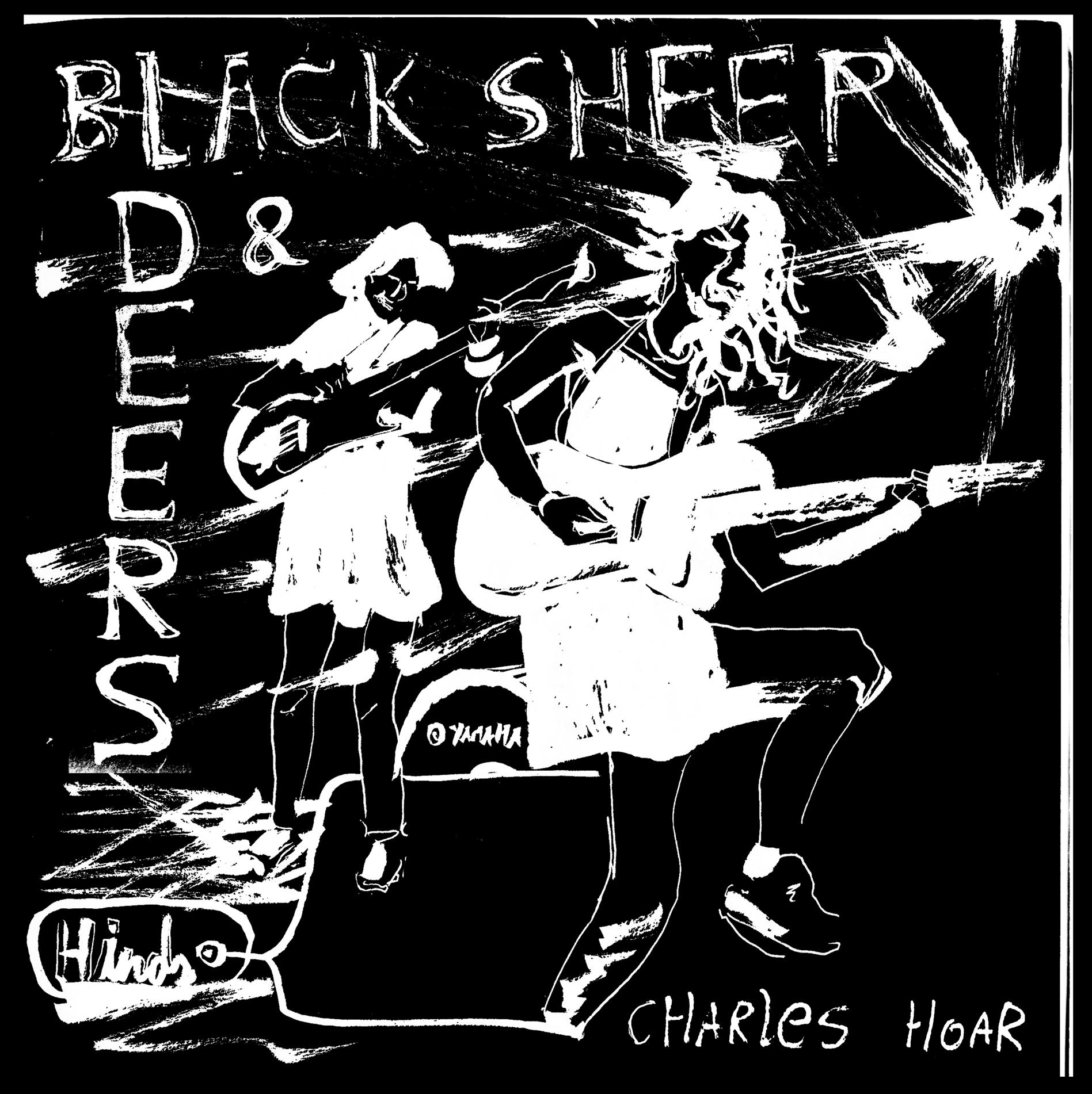Black Sheep & Deers