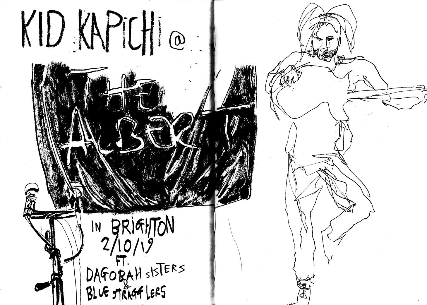 Kid Kapichi 1