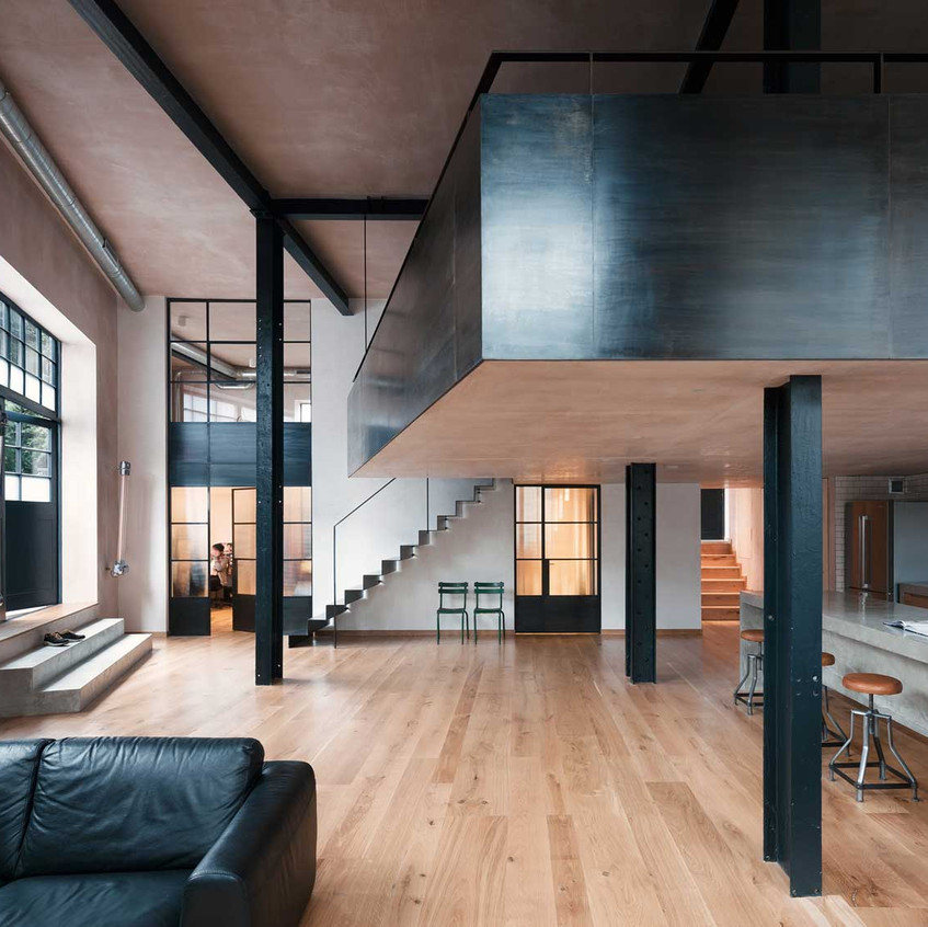 Clapton-Warehouse-Conversion-by-Sadie-Snelson-Architects-Yellowtrace-004